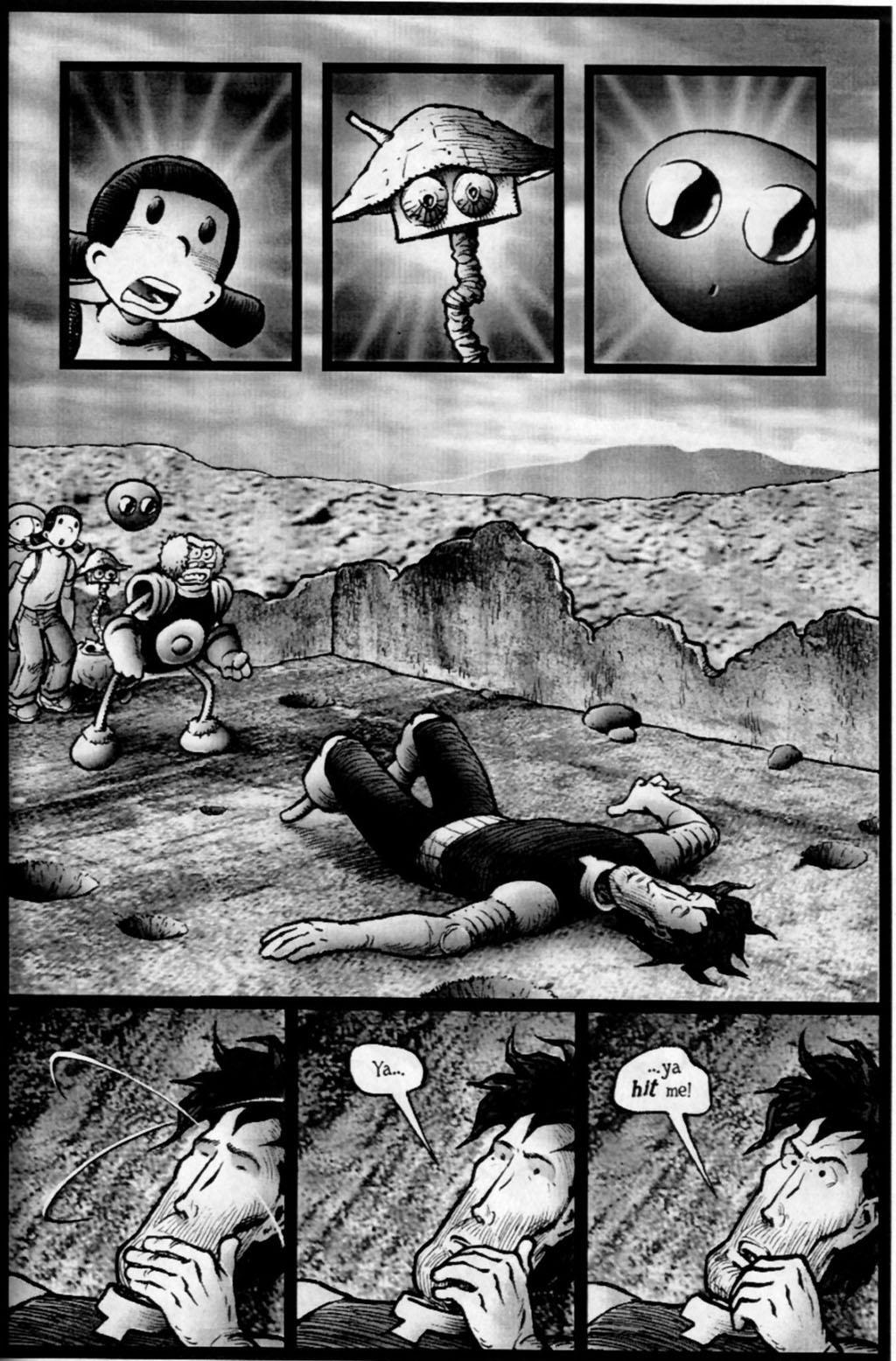 Read online Akiko comic -  Issue #Akiko _TPB 7 - 117