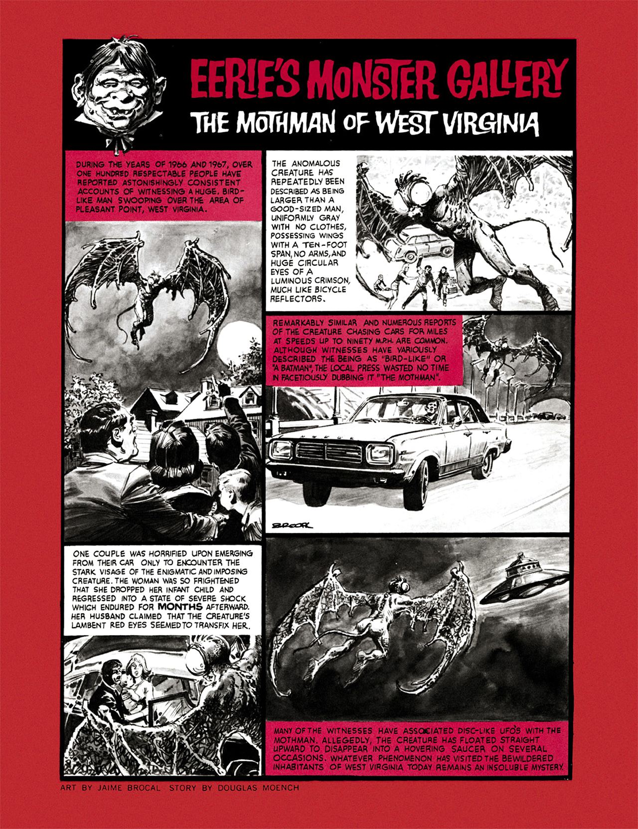 Read online Eerie Archives comic -  Issue # TPB 8 - 69