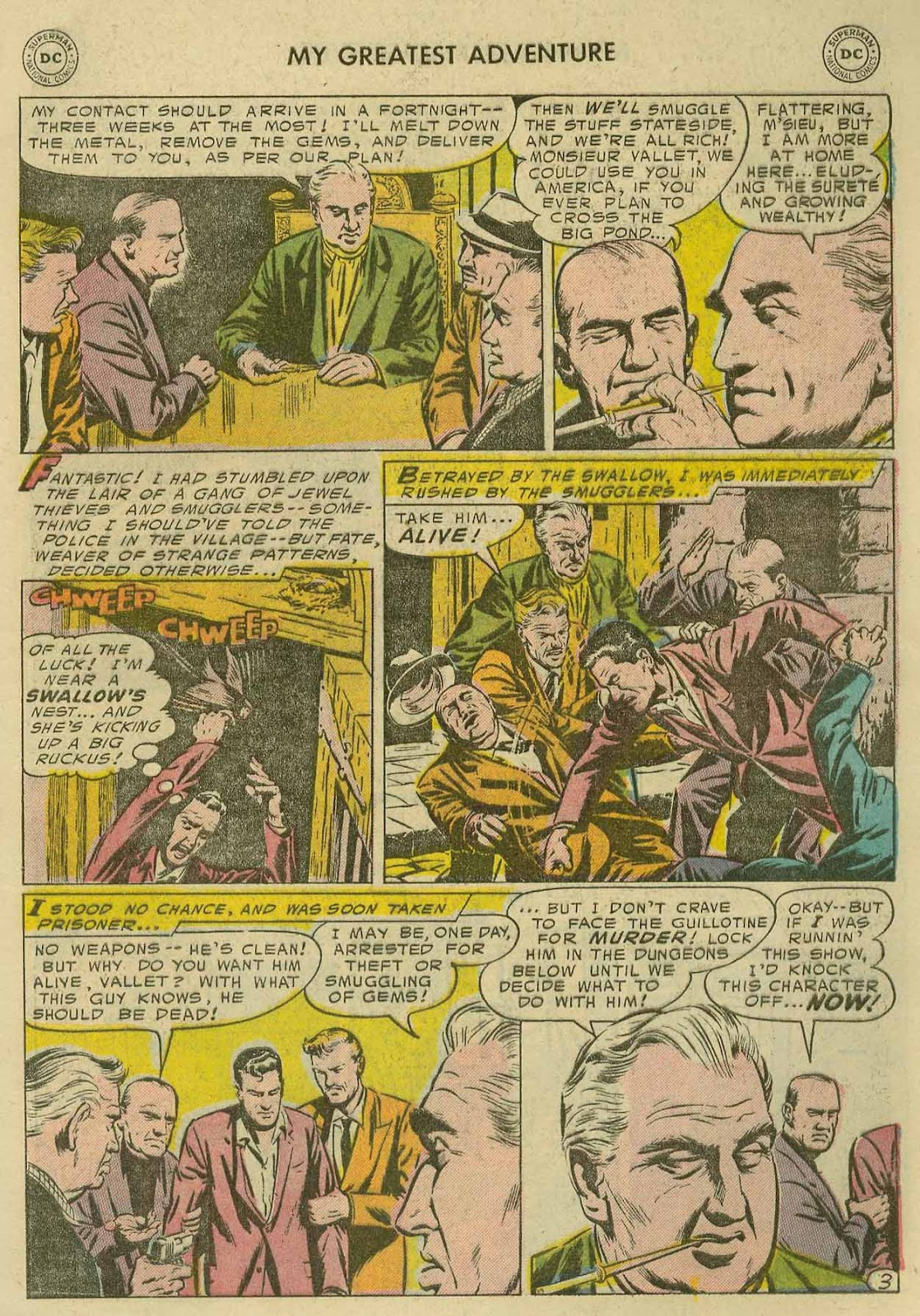 My Greatest Adventure (1955) issue 5 - Page 5