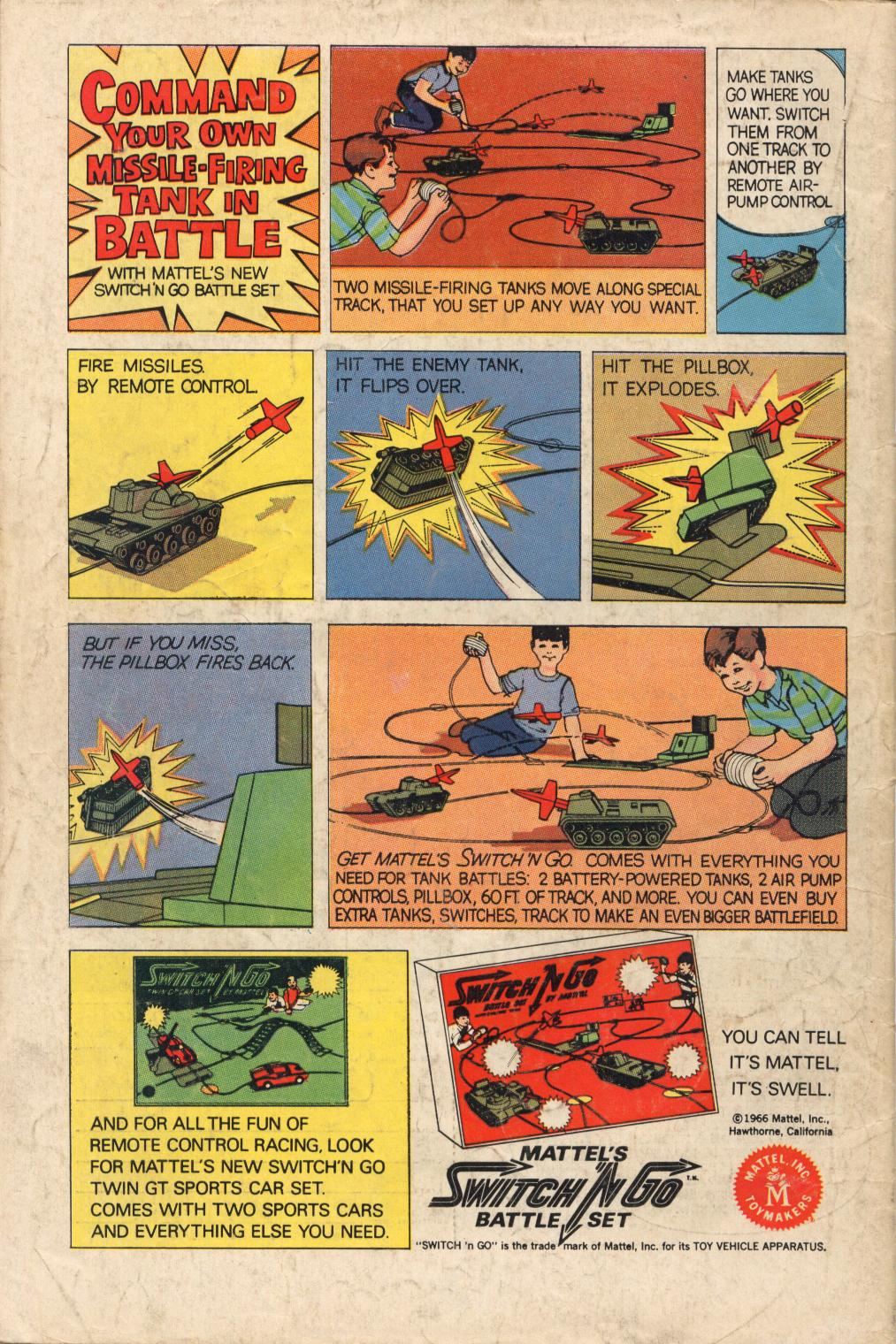 Read online Action Comics (1938) comic -  Issue #340 - 35