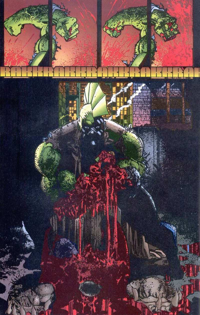 The Savage Dragon (1993) Issue #1 #3 - English 20