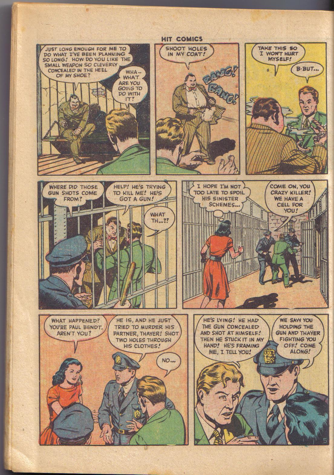 Read online Hit Comics comic -  Issue #45 - 27