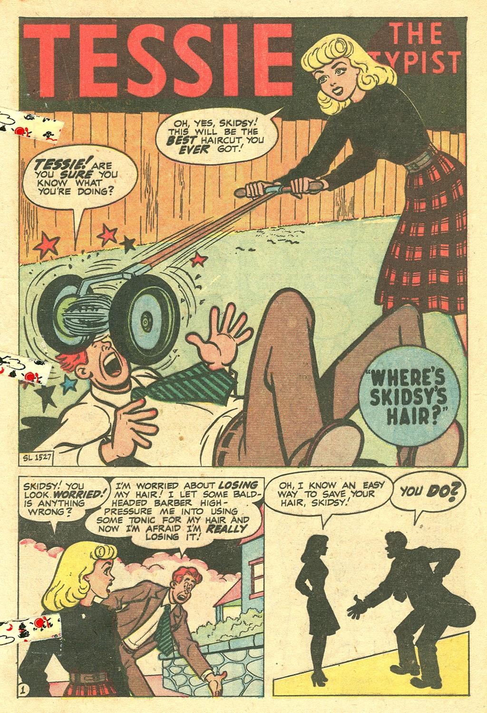 Tessie the Typist issue 11 - Page 25