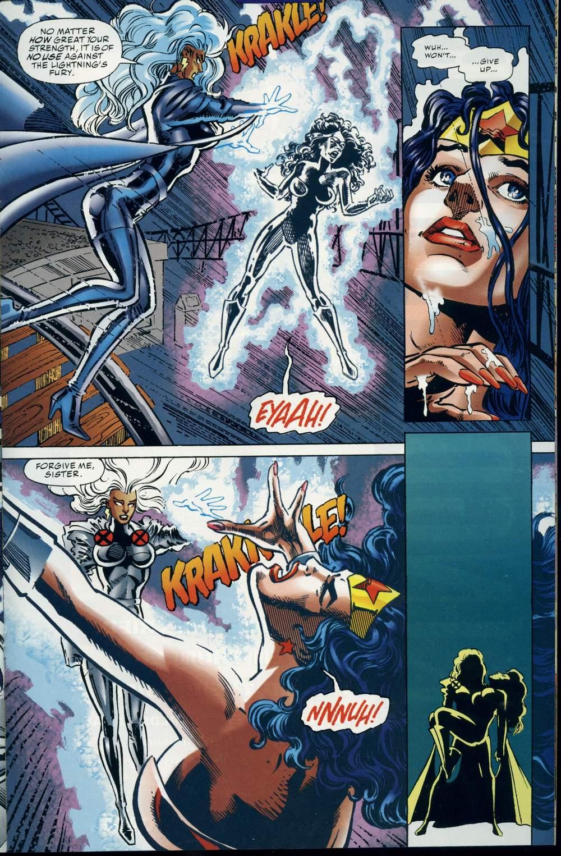 Read online DC Versus Marvel Comics comic -  Issue #3 - 24