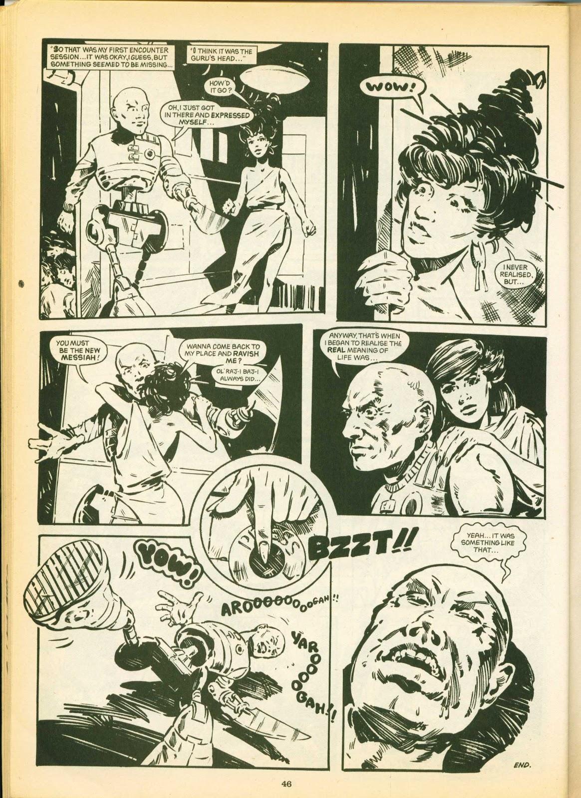 Warrior Issue #12 #13 - English 46