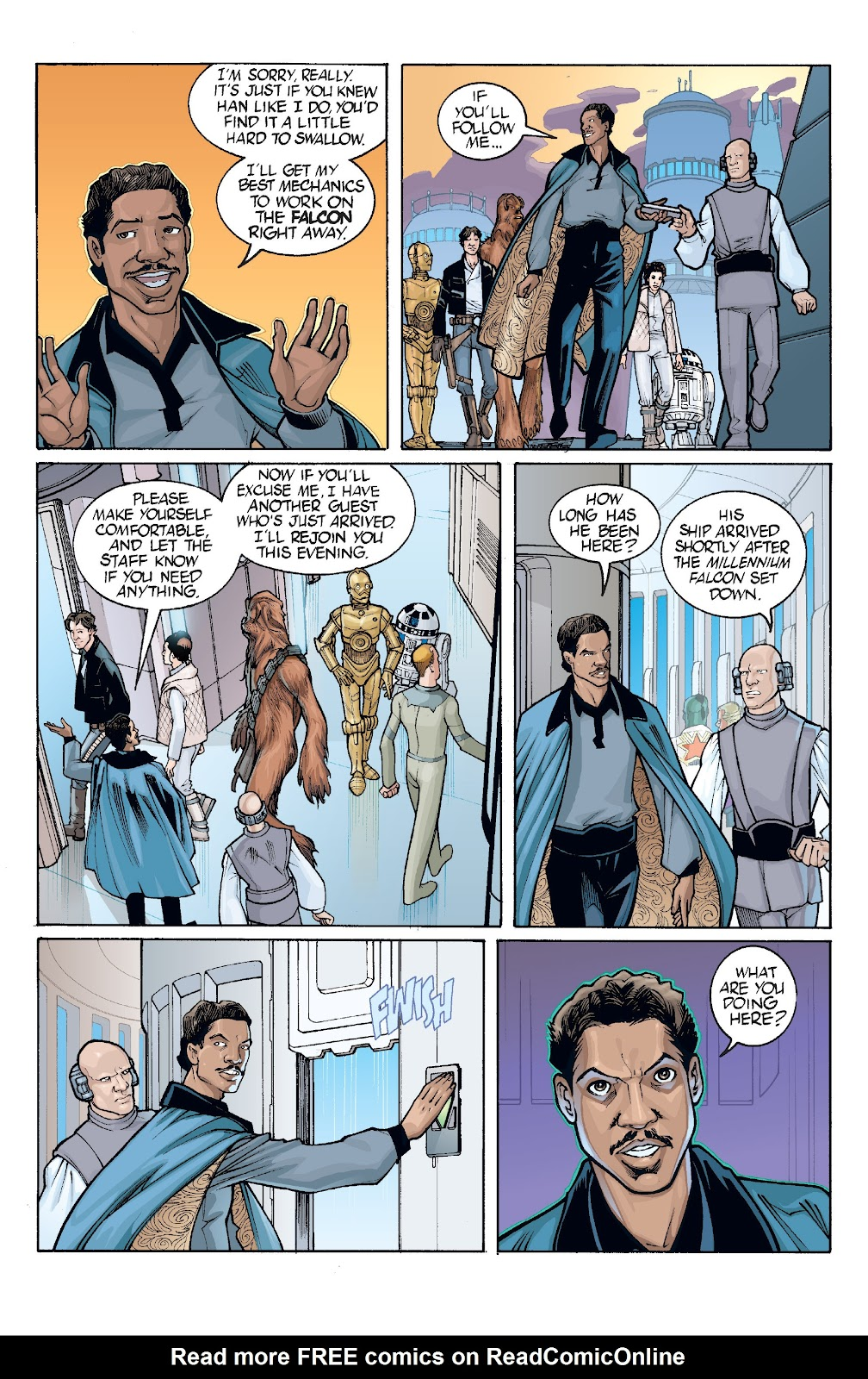 Read online Star Wars Legends: Infinities - Epic Collection comic -  Issue # TPB (Part 2) - 22