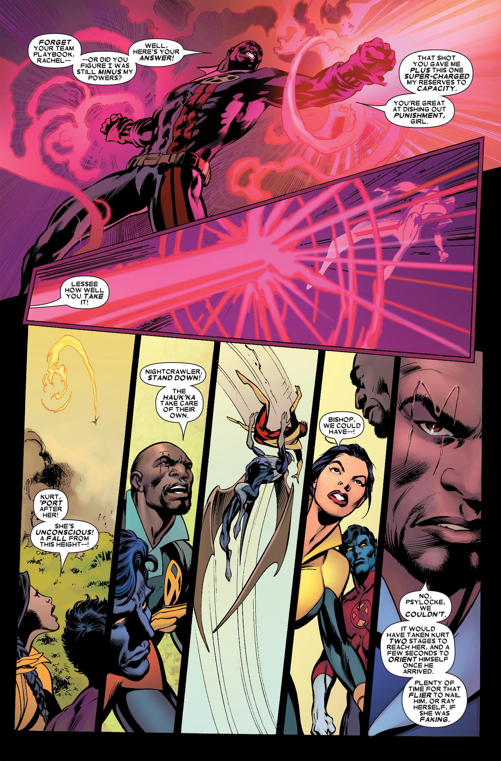 Read online Uncanny X-Men (1963) comic -  Issue #458 - 16
