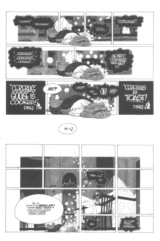 Cerebus Issue #296 #294 - English 15