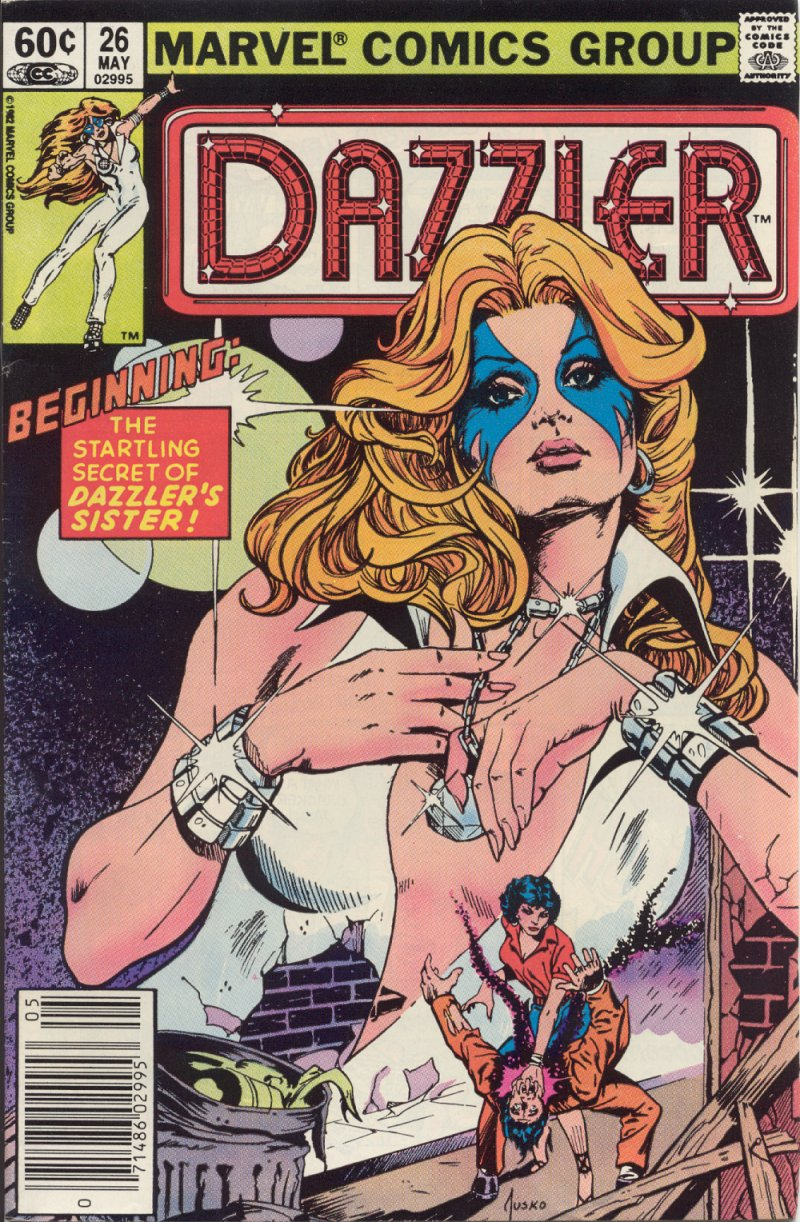 Dazzler (1981) 26 Page 1