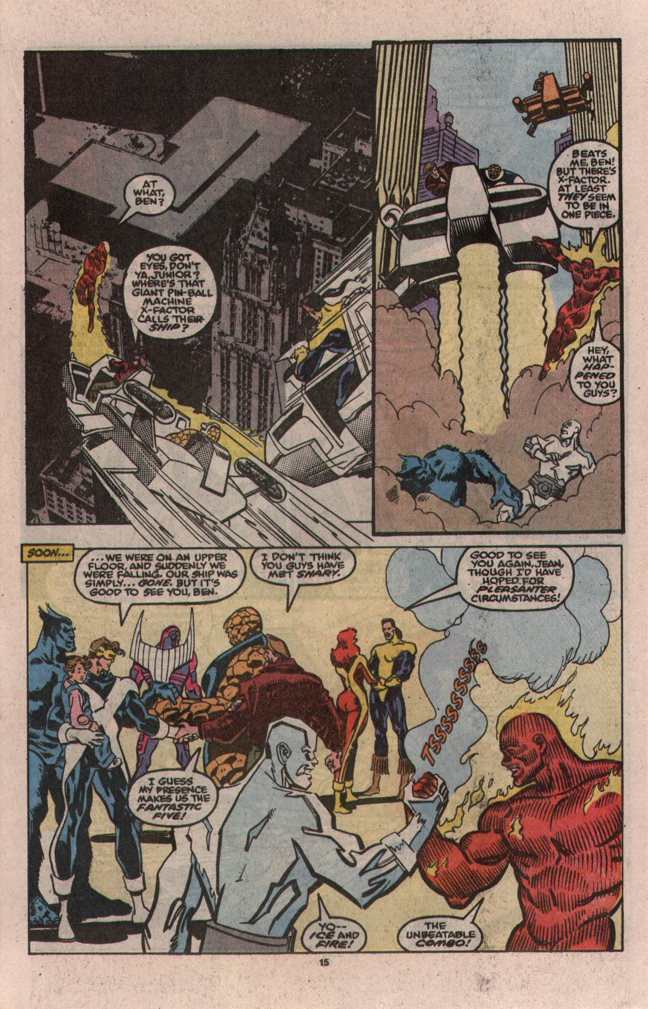 Read online X-Factor (1986) comic -  Issue # _ Annual 5 - 13
