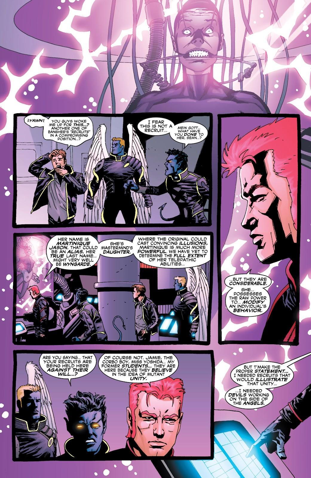 Uncanny X-Men (1963) issue 405 - Page 4