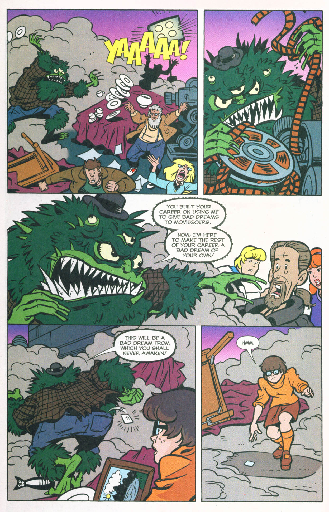 Read online Scooby-Doo (1997) comic -  Issue #83 - 5