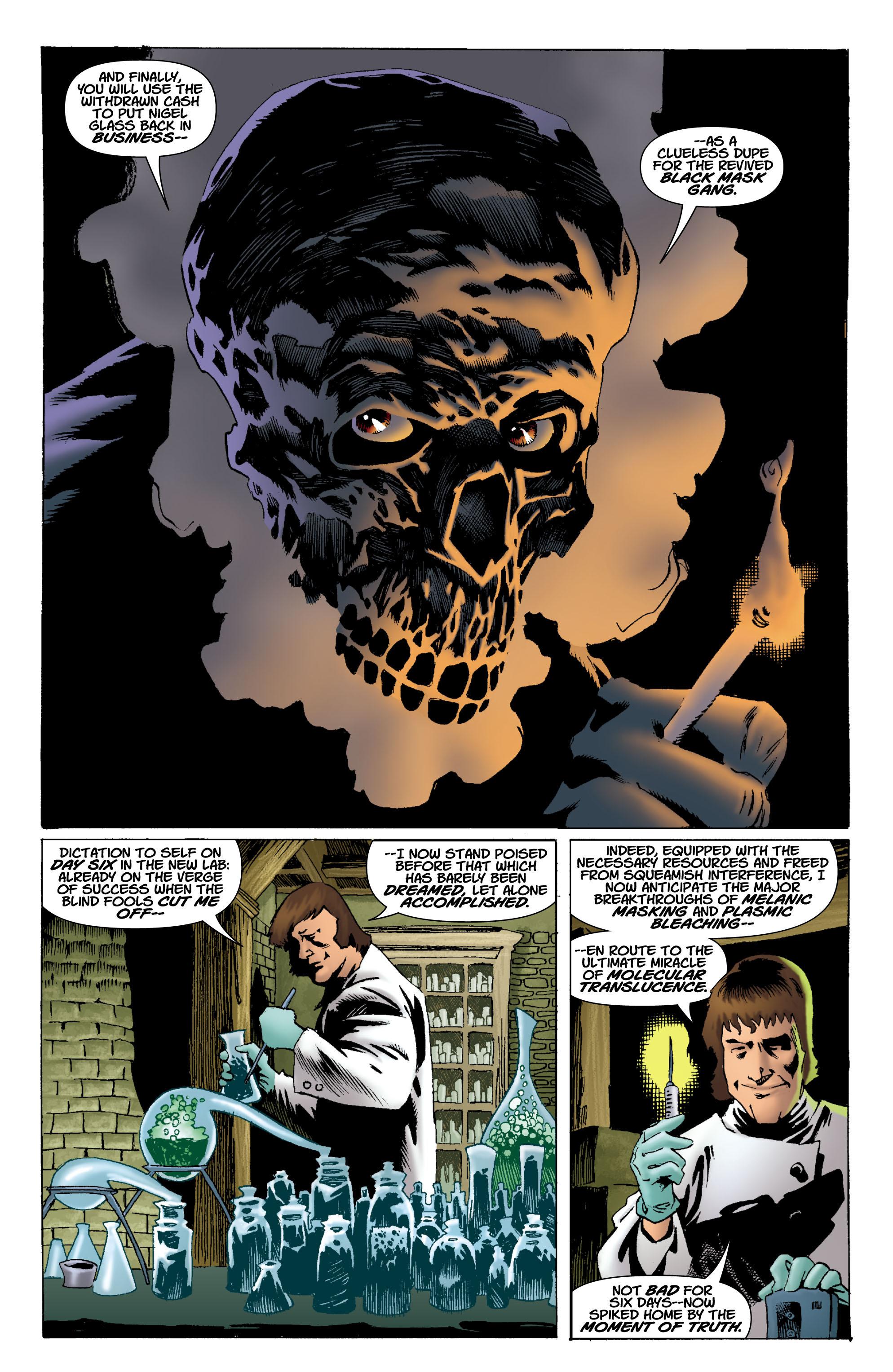 Read online Batman: Unseen comic -  Issue #1 - 9