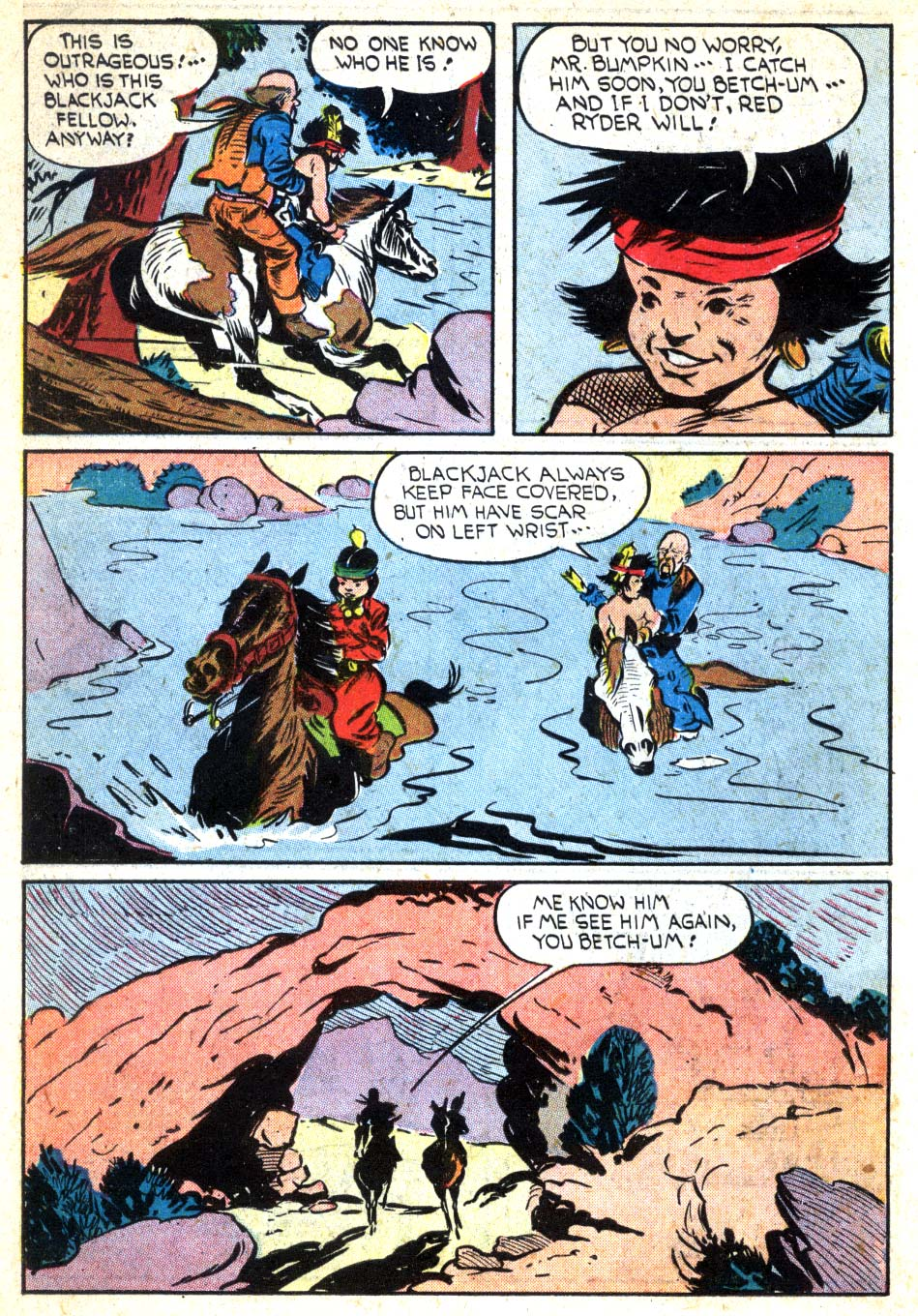 Four Color Comics issue 267 - Page 22
