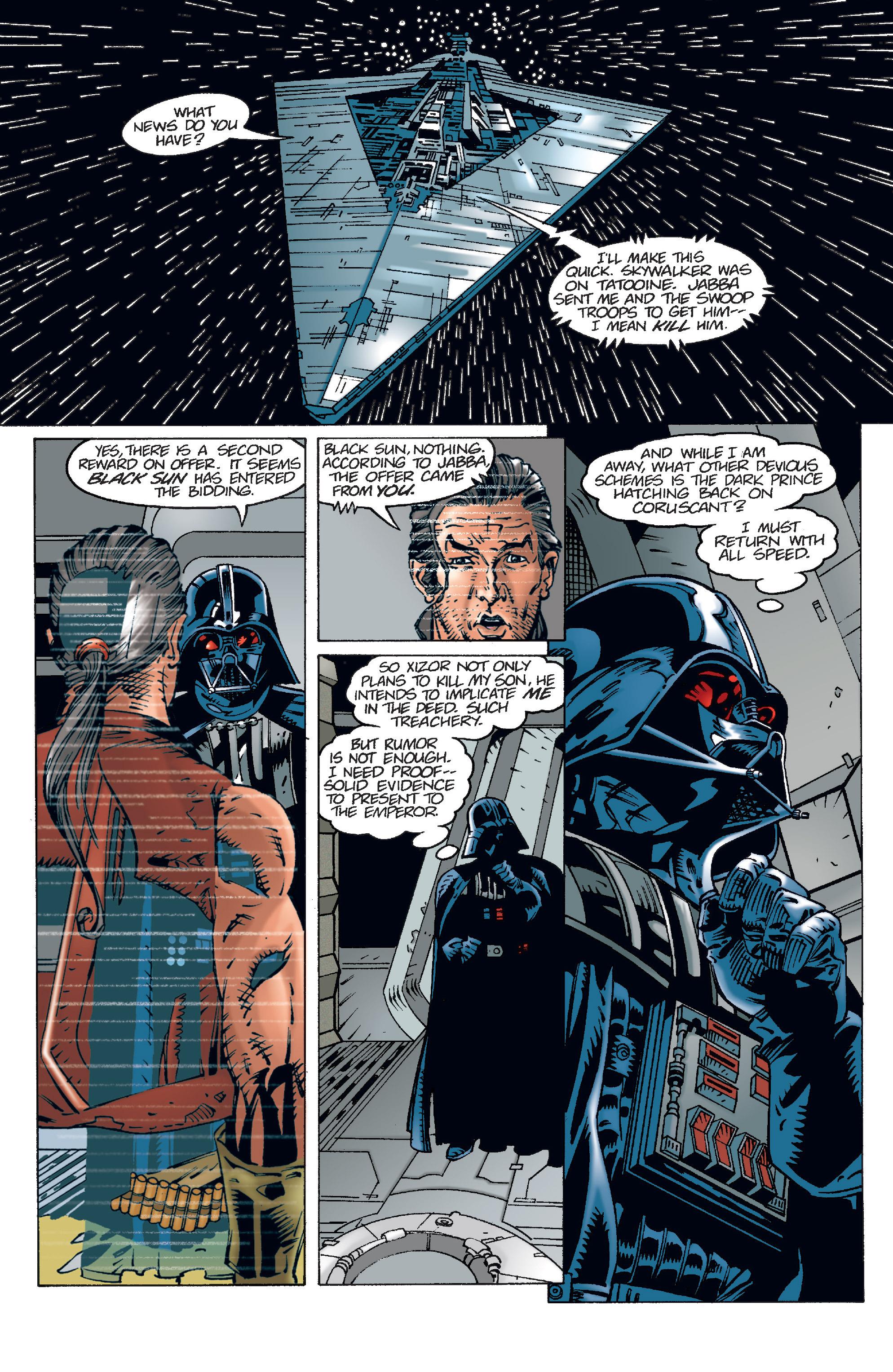 Read online Star Wars Omnibus comic -  Issue # Vol. 11 - 126