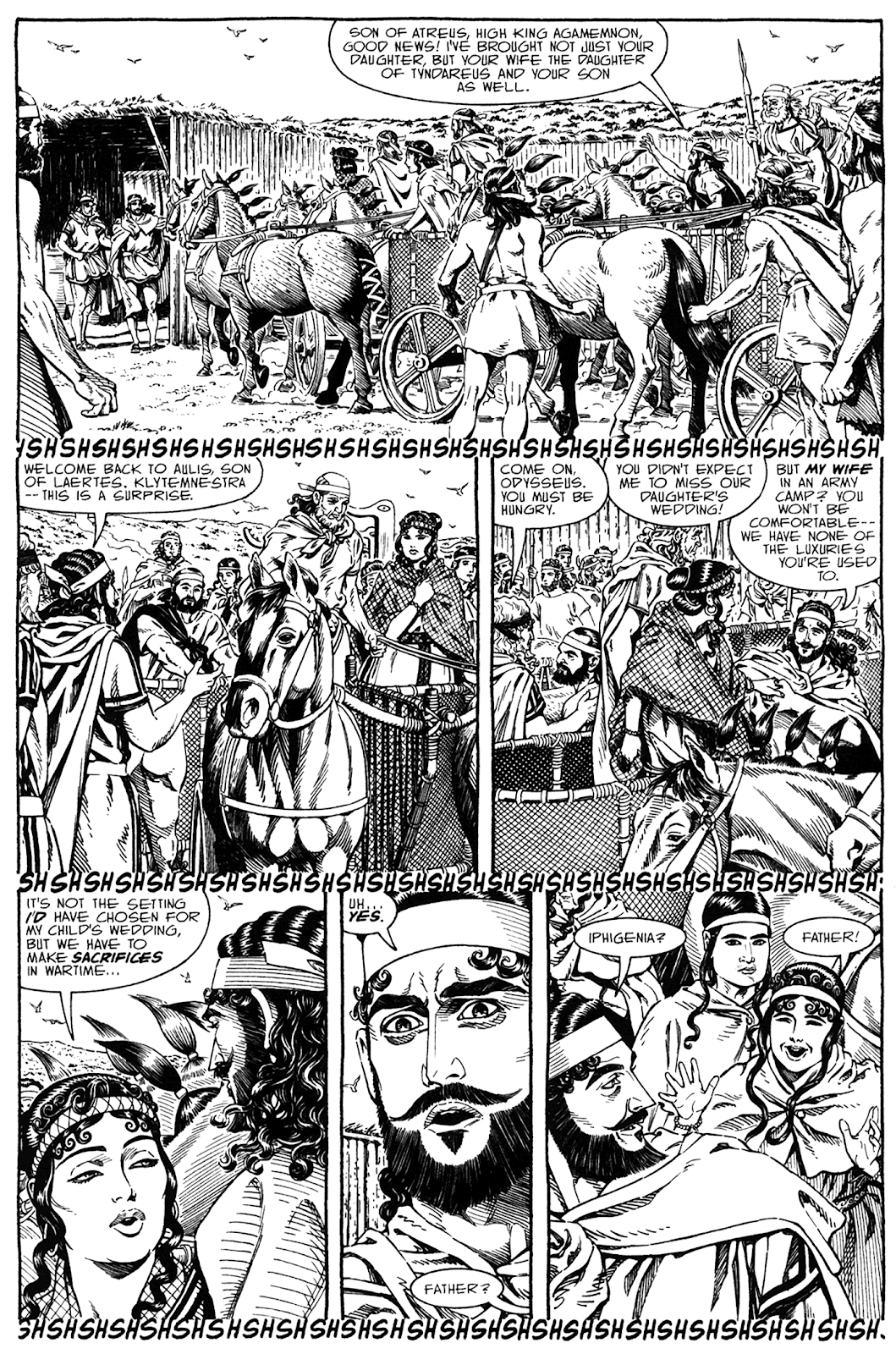 Age of Bronze issue 18 - Page 3