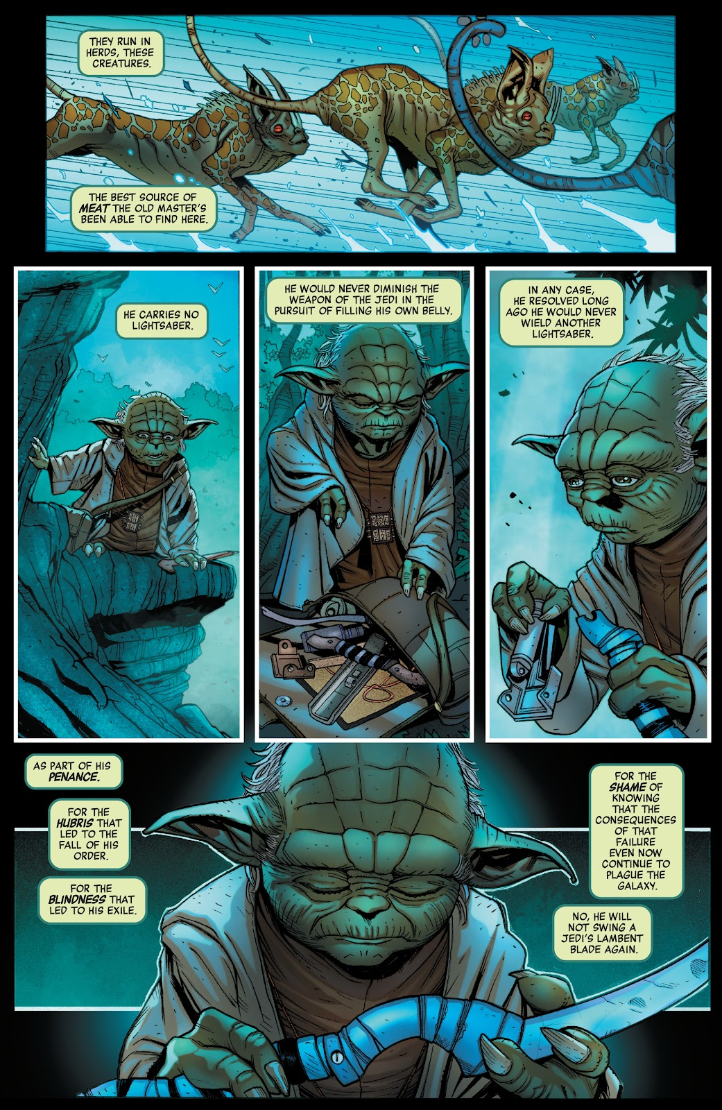 Read online Star Wars: Age of Rebellion - Heroes comic -  Issue # TPB - 97