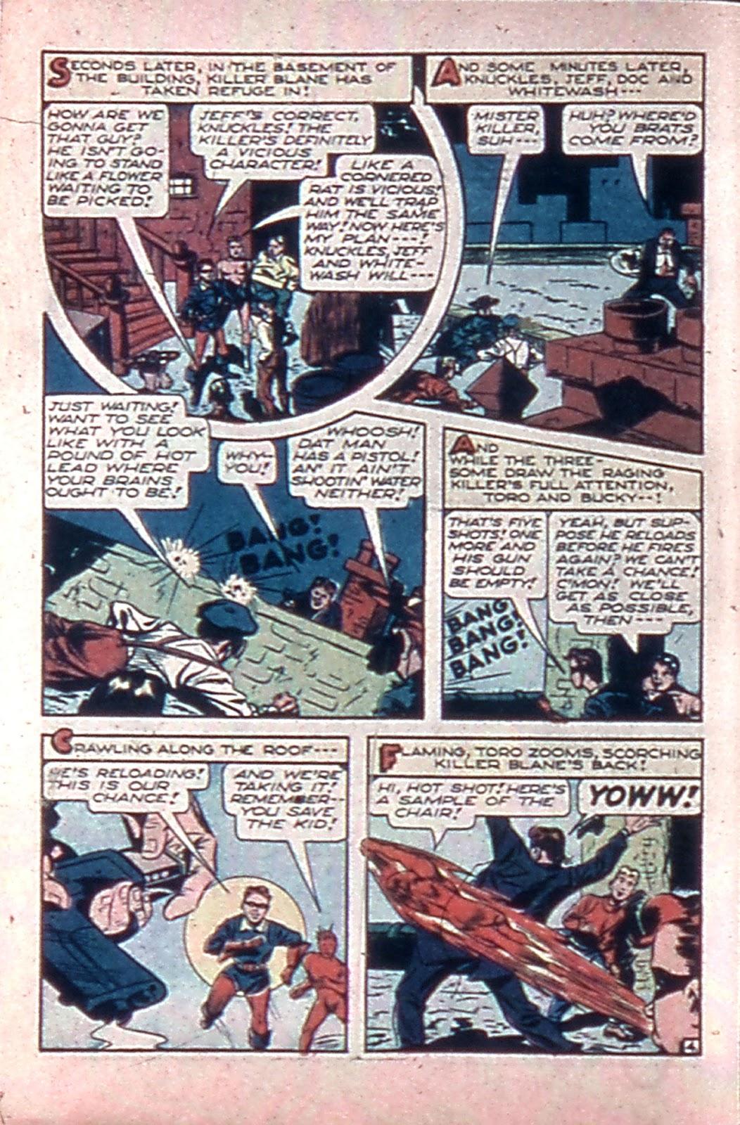 Read online Mystic Comics (1944) comic -  Issue #4 - 6