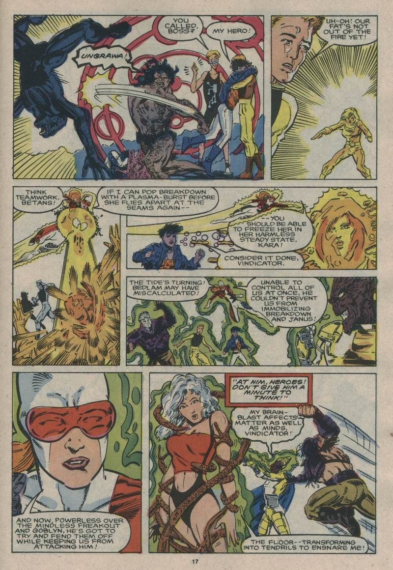 Read online Alpha Flight (1983) comic -  Issue #53 - 18
