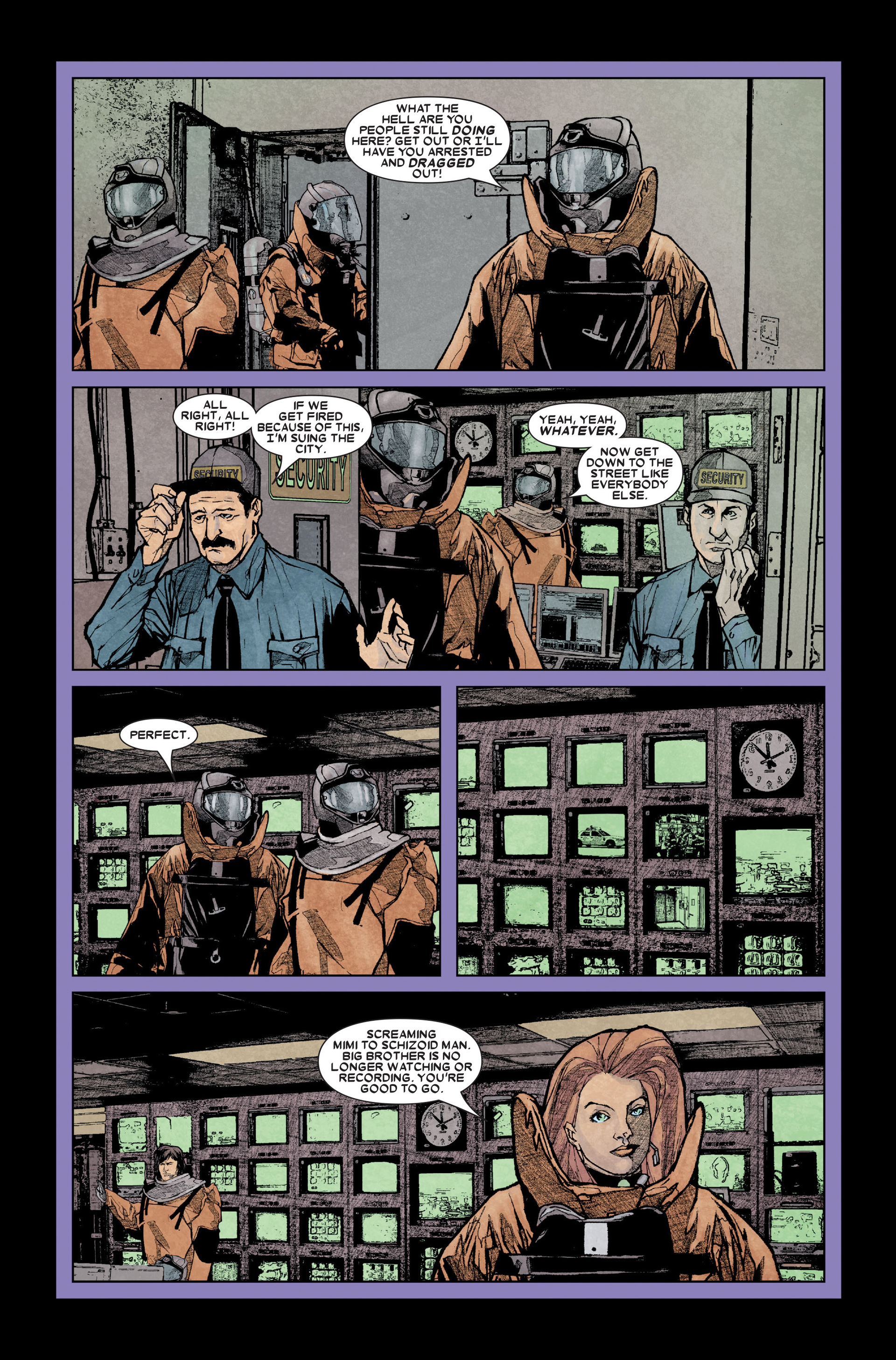 Read online X-Factor (2006) comic -  Issue #11 - 21