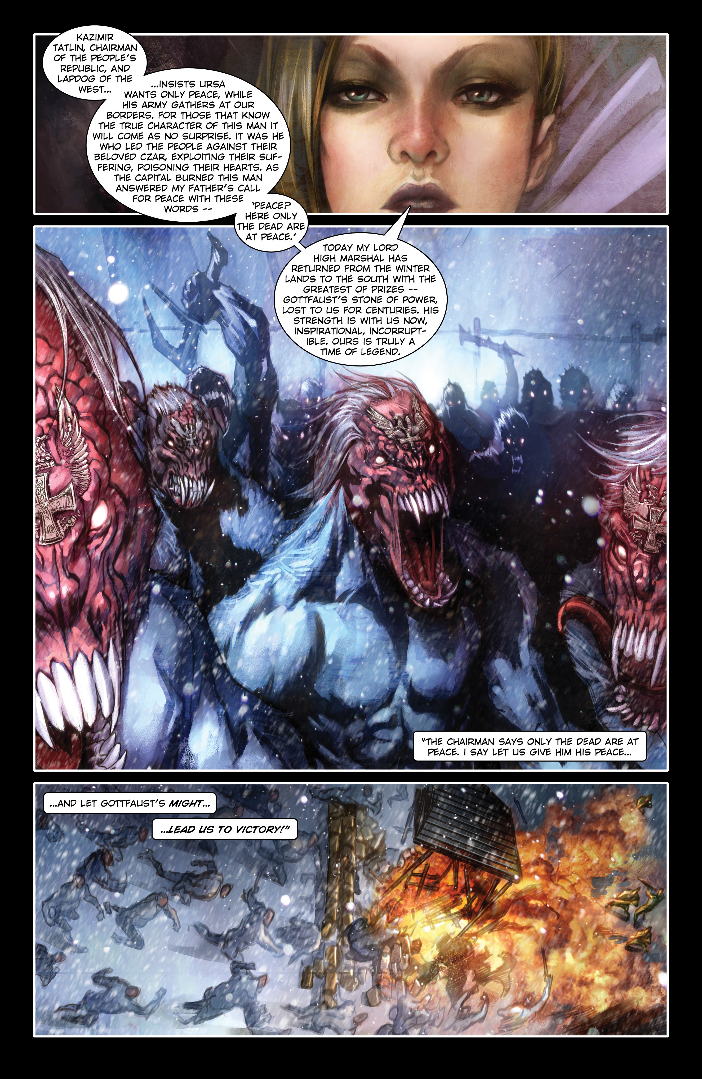 Read online Carbon Grey Omnibus comic -  Issue # Part 2 - 39
