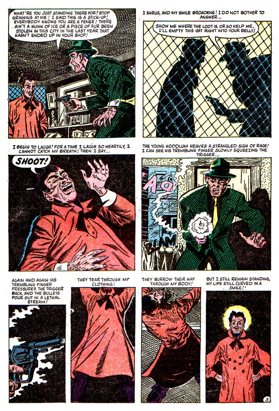 Read online Adventures into Weird Worlds comic -  Issue #28 - 14