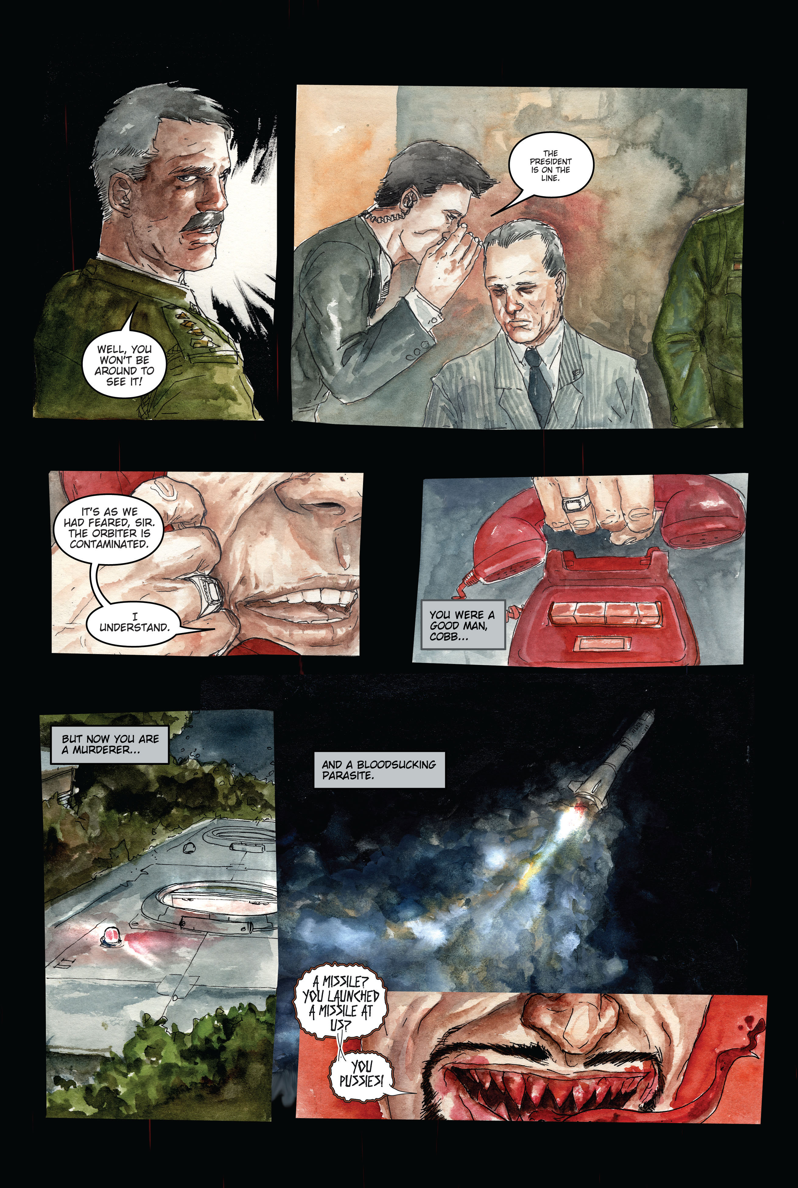 30 Days of Night: Dead Space 3 Page 17