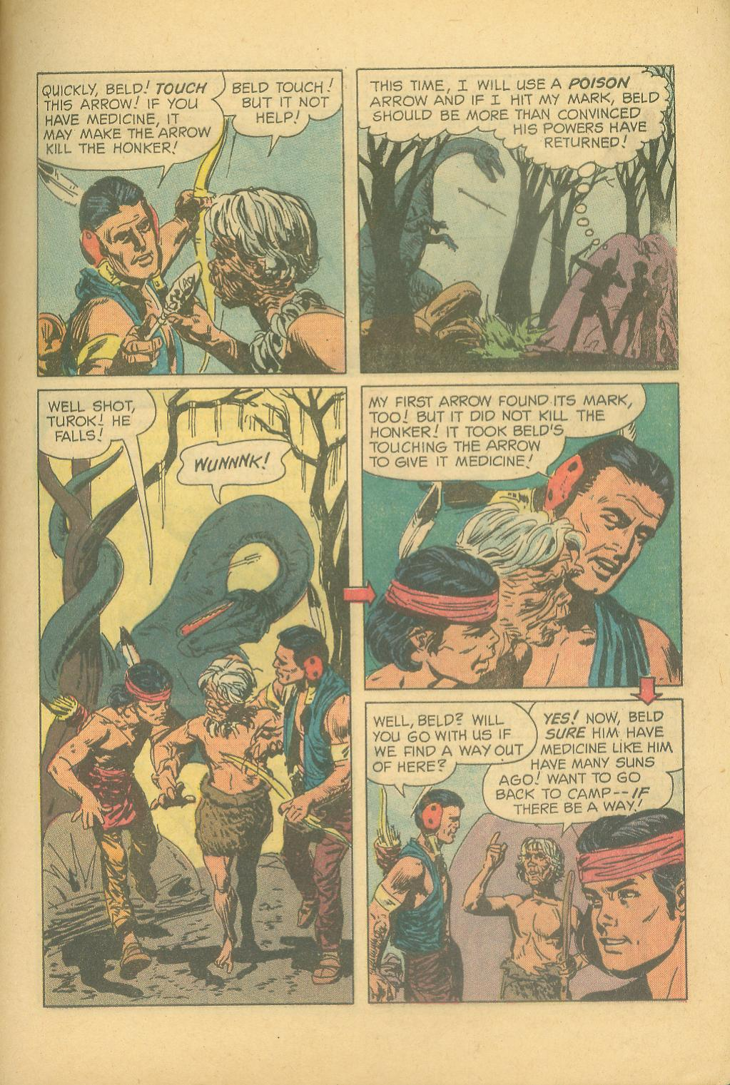 Read online Turok, Son of Stone comic -  Issue #28 - 29