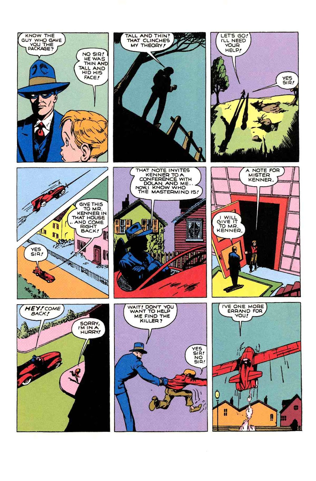 Read online Will Eisner's The Spirit Archives comic -  Issue # TPB 1 (Part 2) - 32