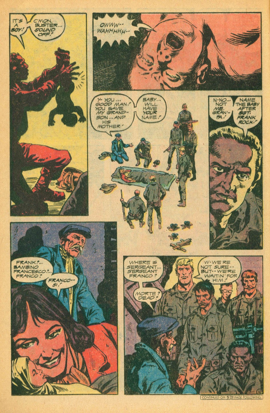 Read online Sgt. Rock comic -  Issue #328 - 11