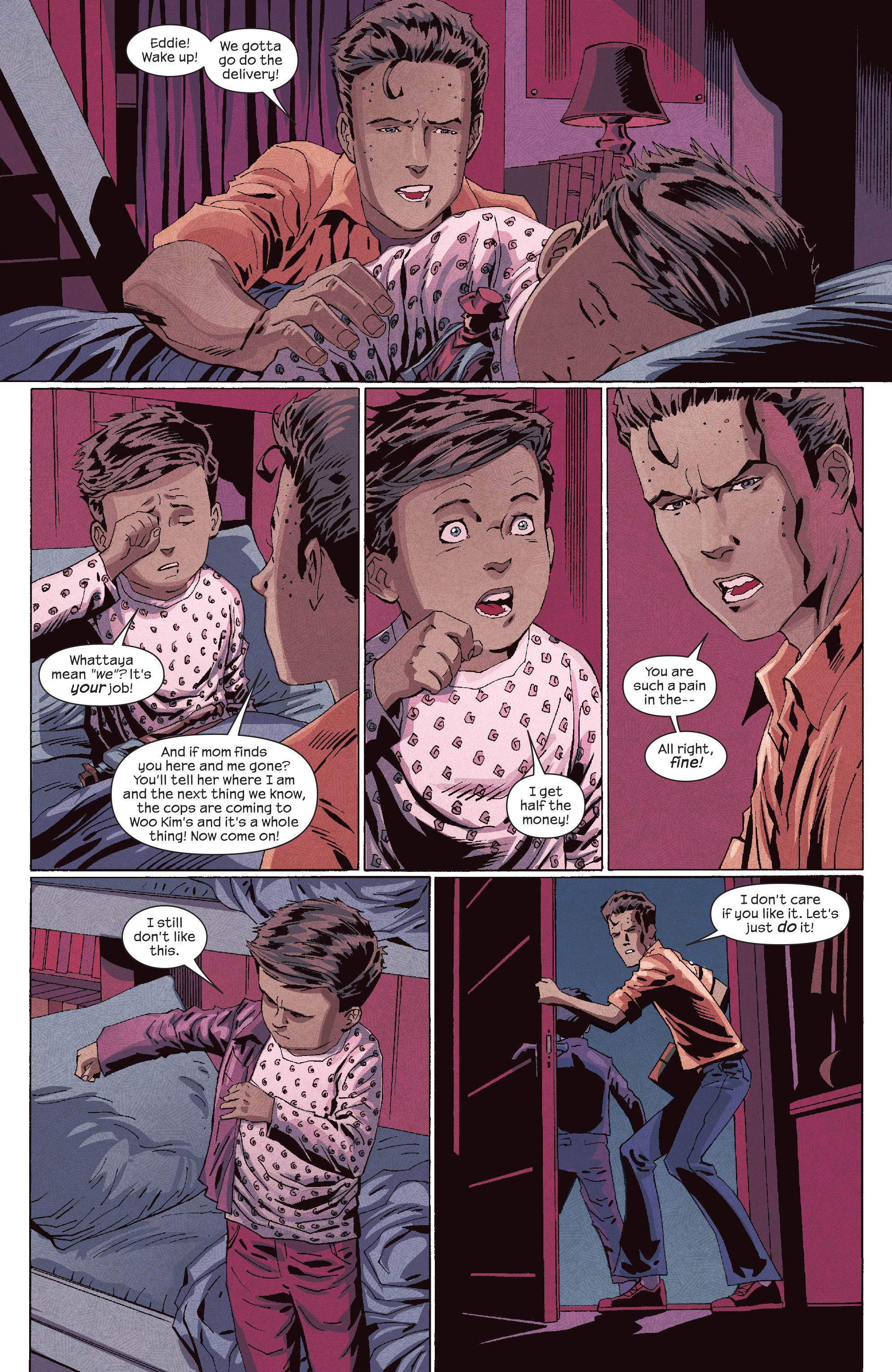 Read online Dark Tower: The Drawing of the Three - The Prisoner comic -  Issue #2 - 18