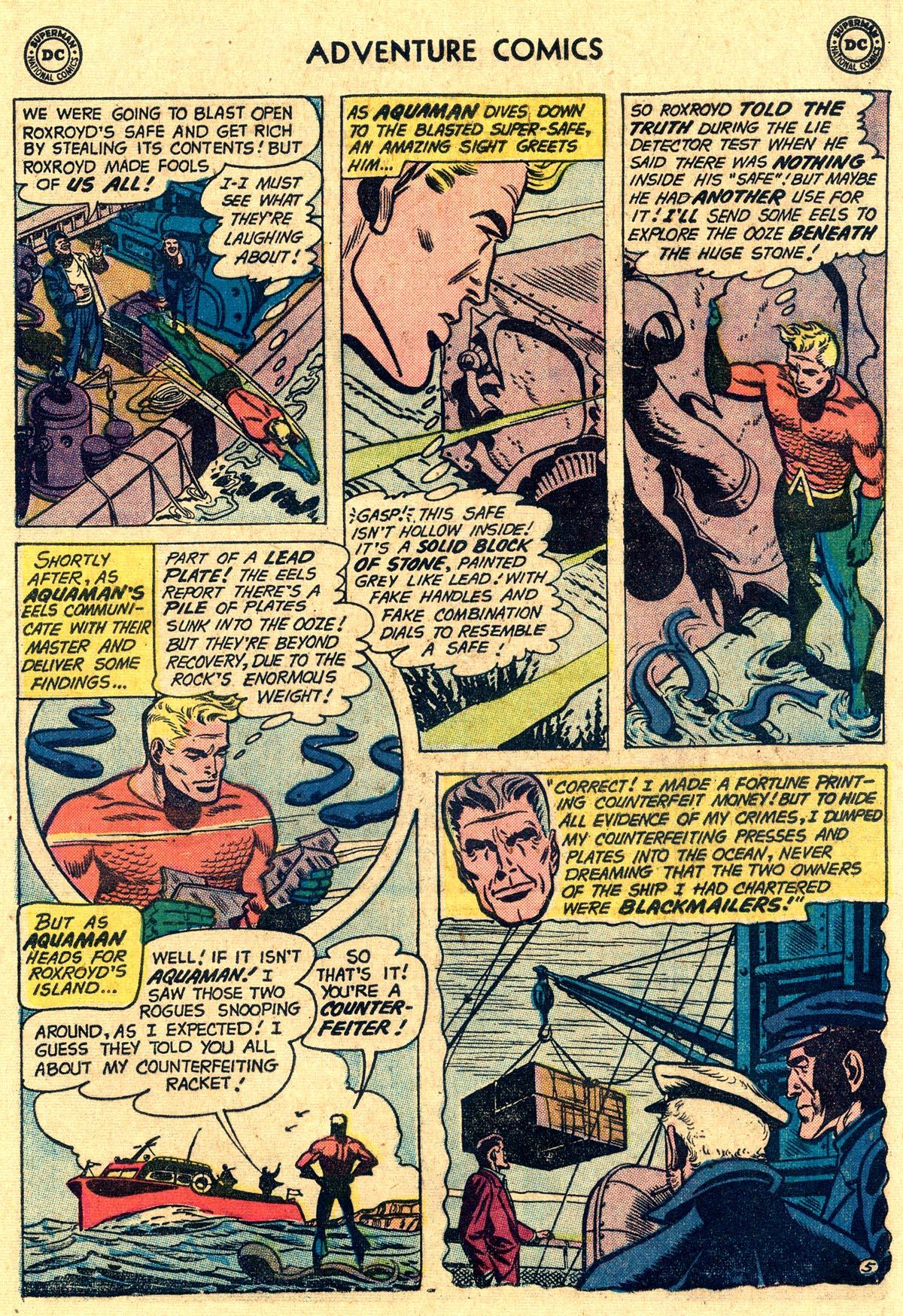 Read online Adventure Comics (1938) comic -  Issue #265 - 21