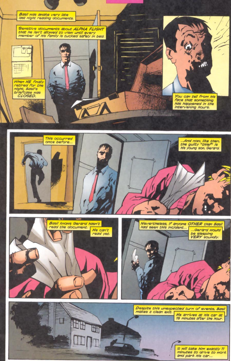 Read online Alpha Flight (1997) comic -  Issue #13 - 4