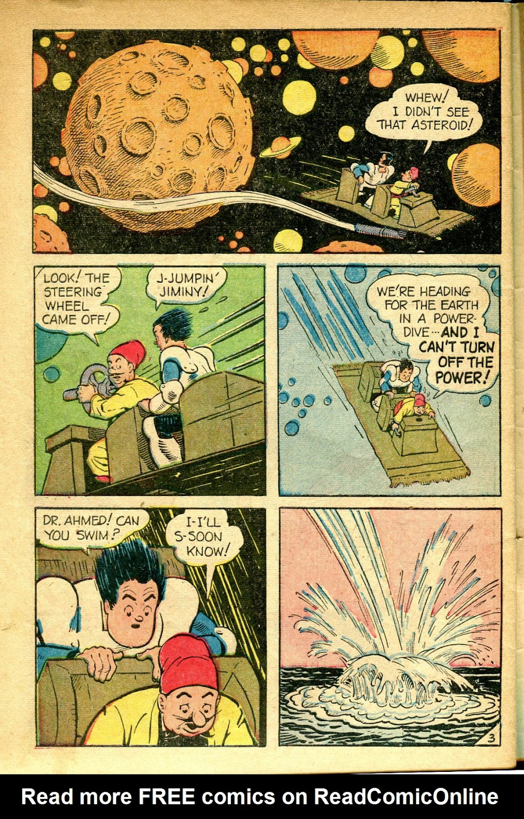 Read online Famous Funnies comic -  Issue #182 - 46