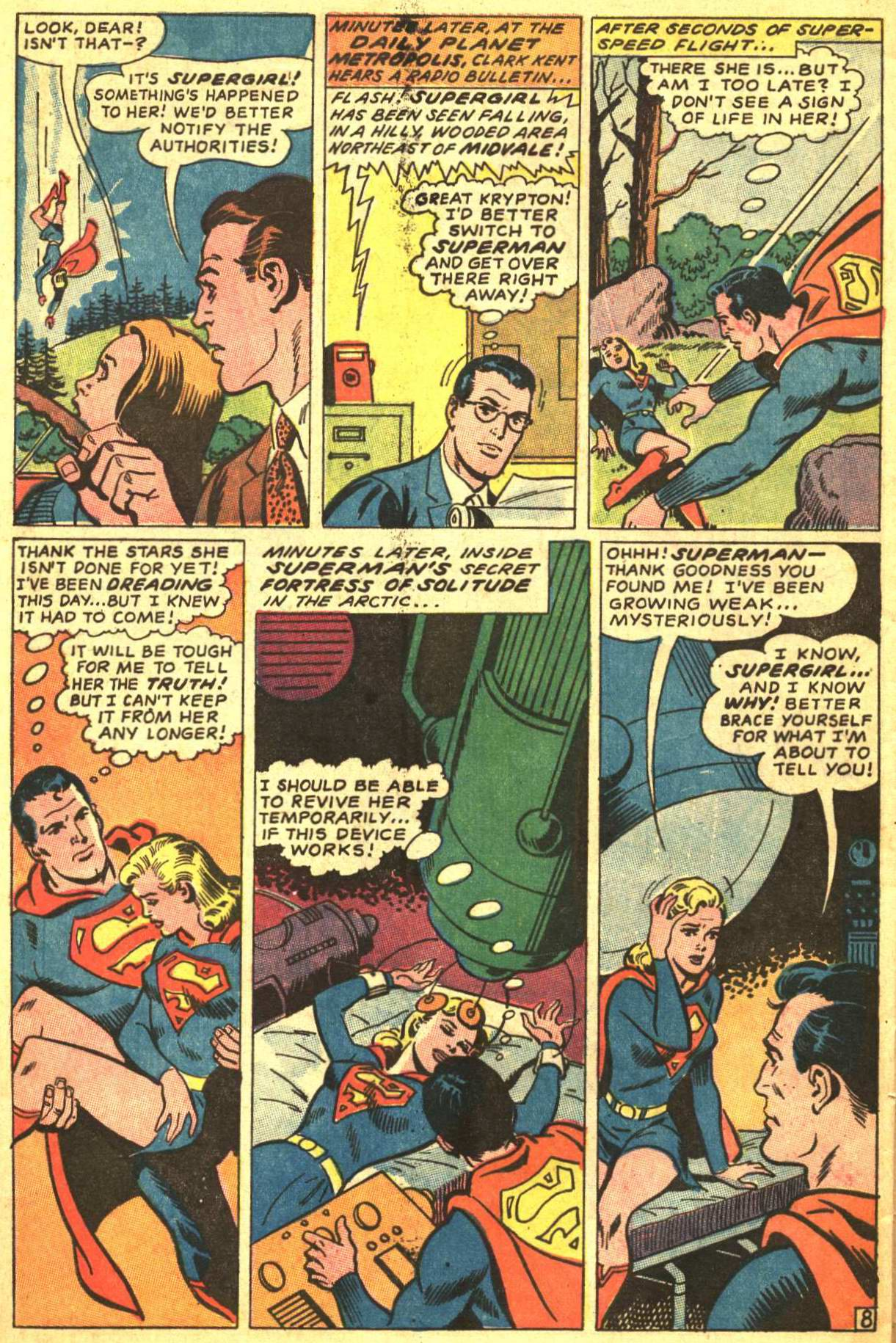 Read online Action Comics (1938) comic -  Issue #356 - 26
