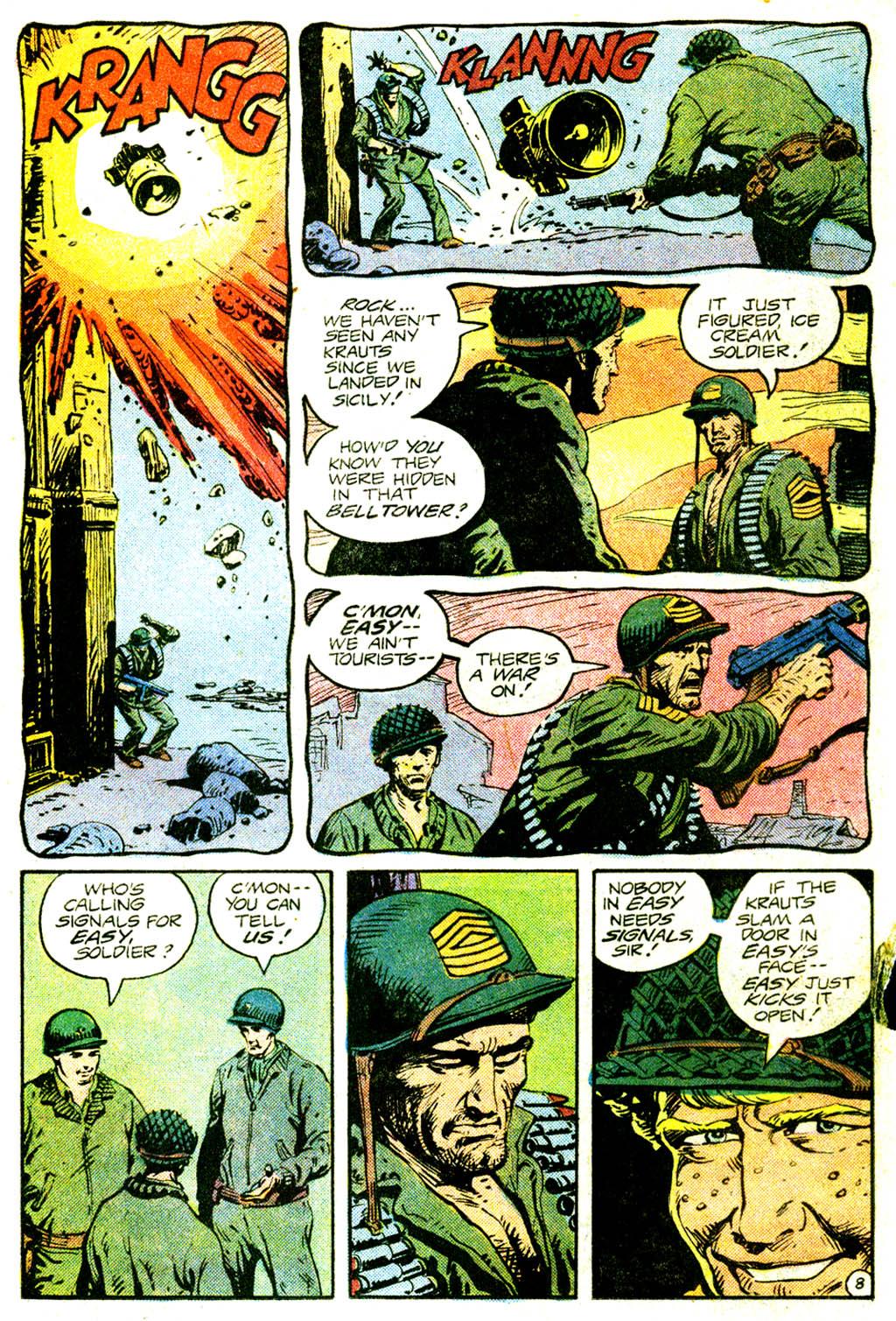 Read online Sgt. Rock comic -  Issue #362 - 10