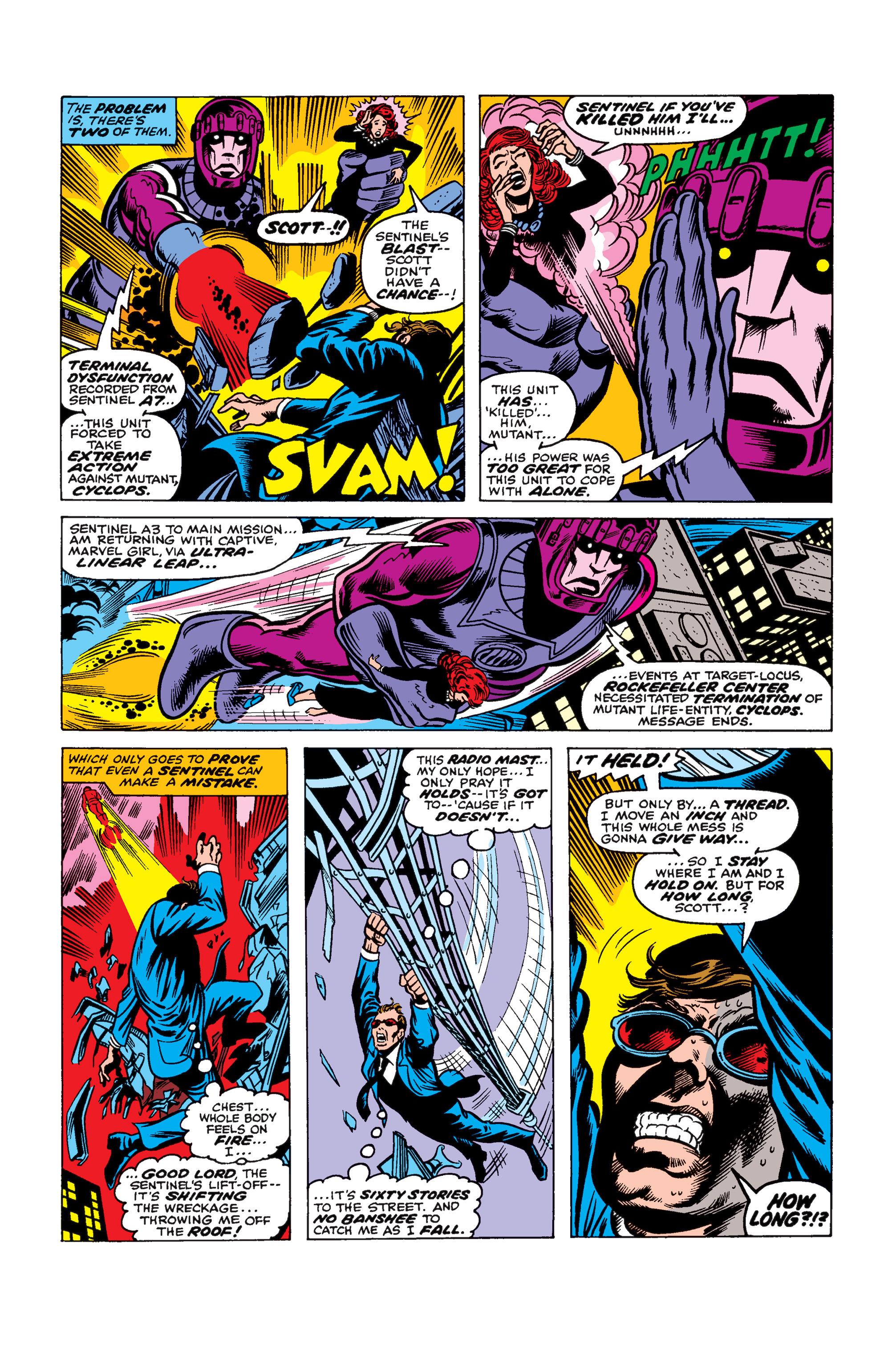 Uncanny X-Men (1963) 98 Page 5