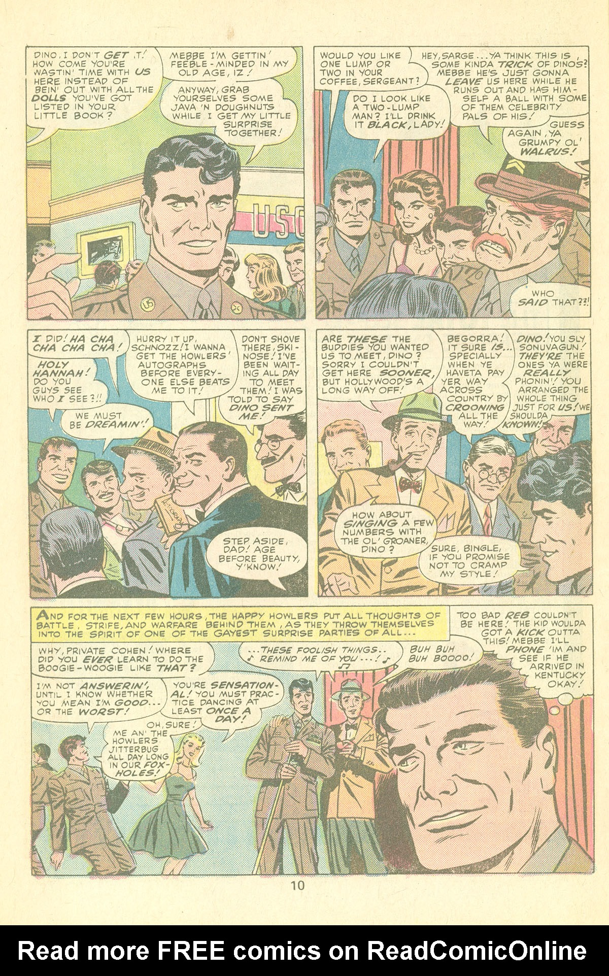 Read online Sgt. Fury comic -  Issue #126 - 12