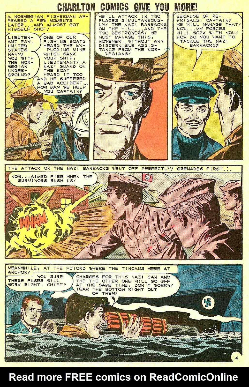 Read online Fightin' Navy comic -  Issue #115 - 7