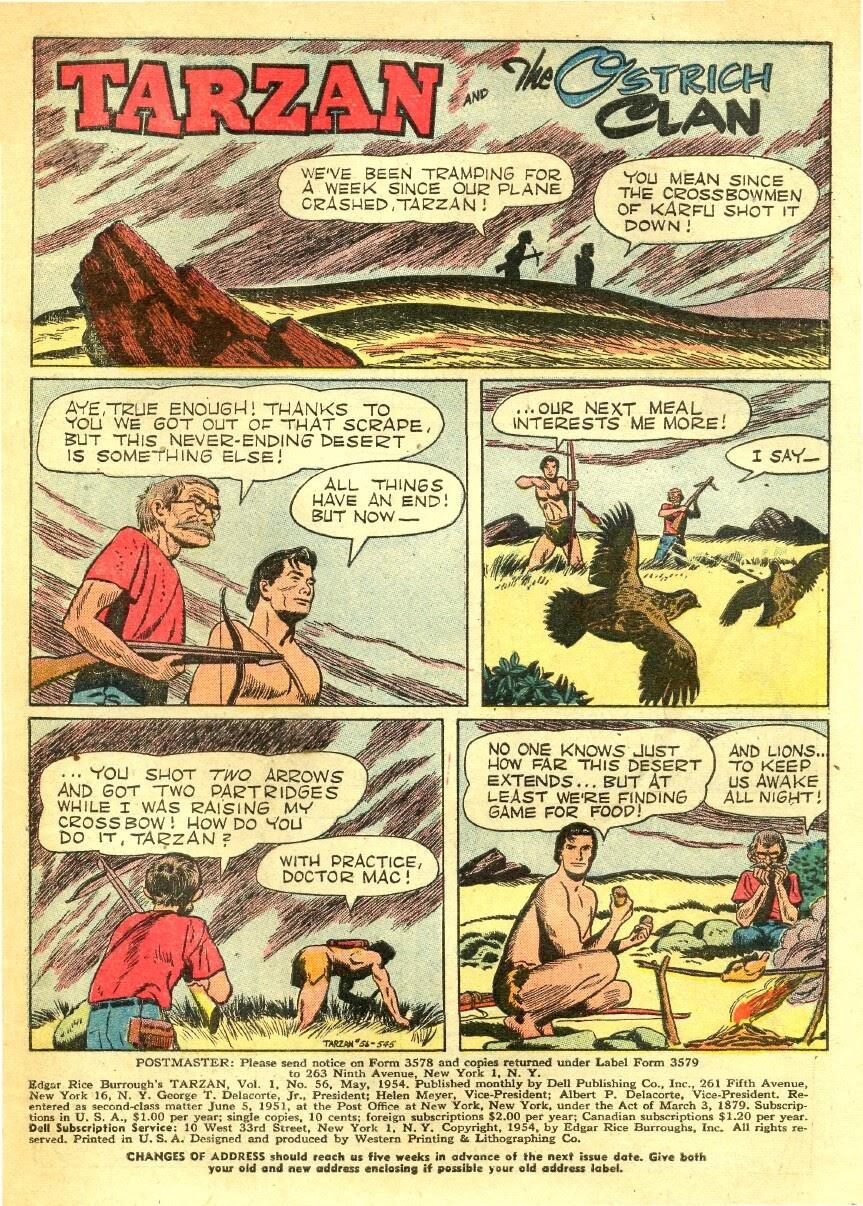 Tarzan (1948) issue 56 - Page 3