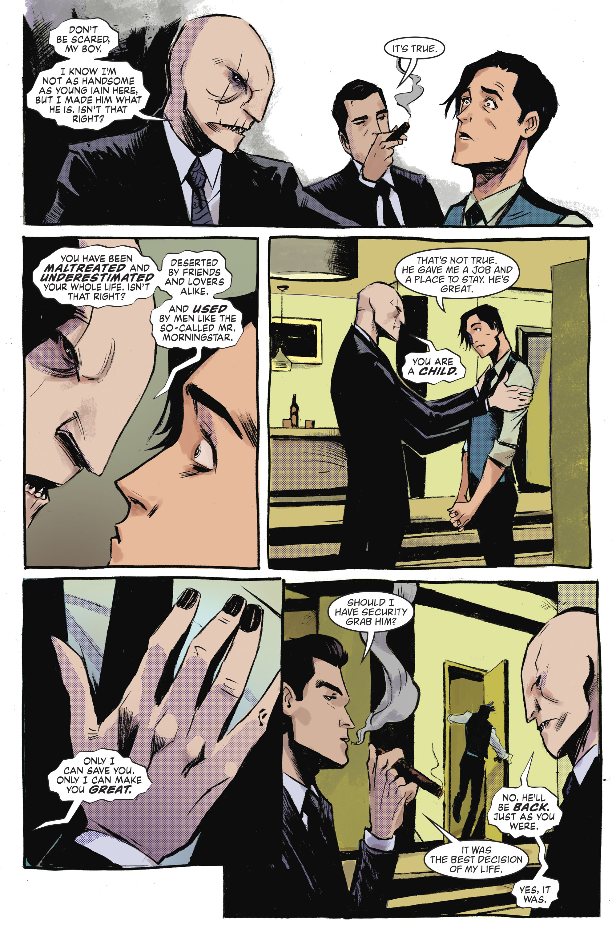 Read online Lucifer (2016) comic -  Issue #18 - 16