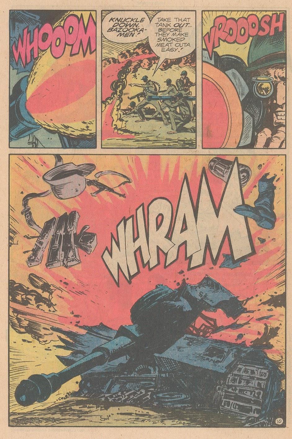 Read online Sgt. Rock comic -  Issue #346 - 11
