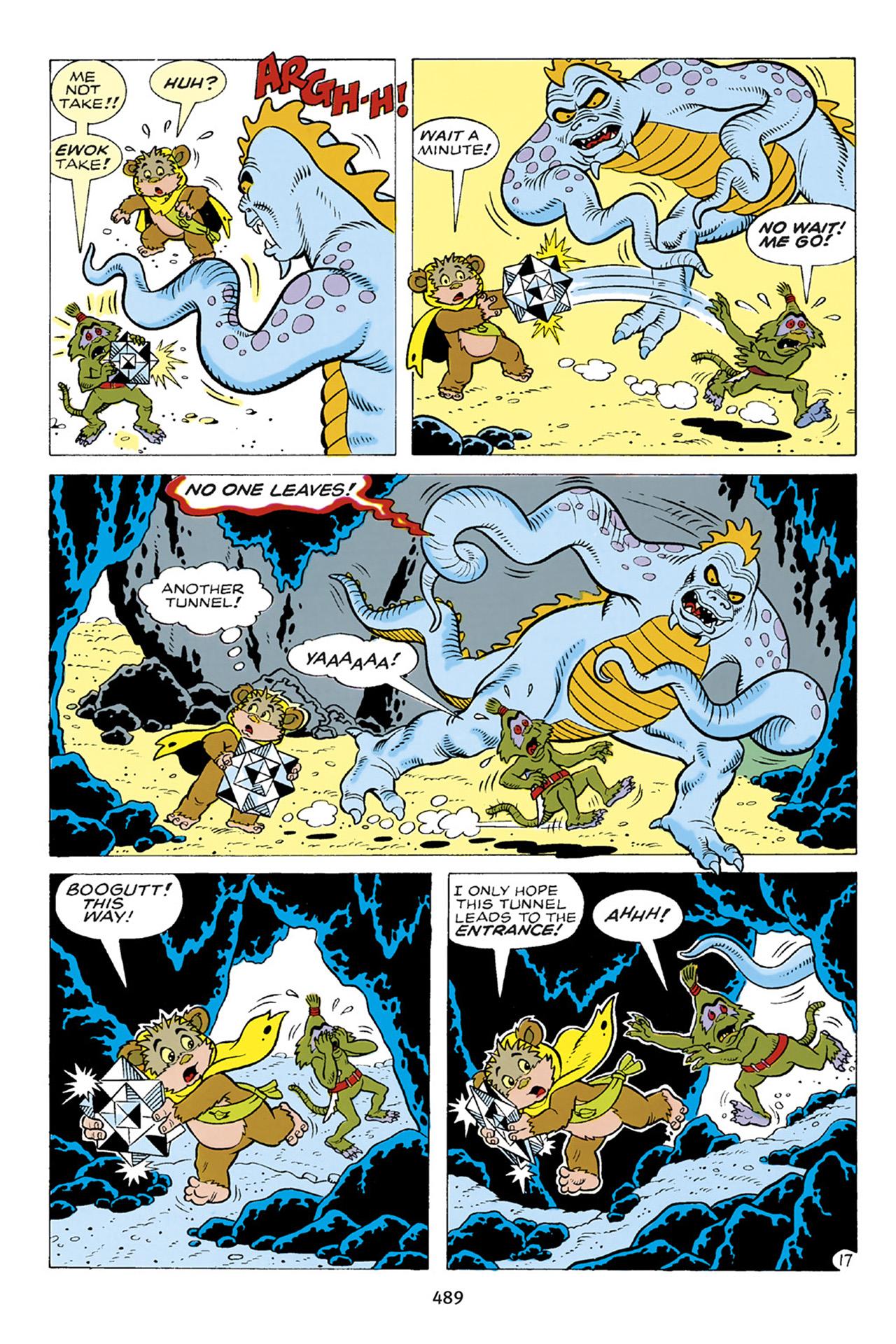 Read online Star Wars Omnibus comic -  Issue # Vol. 23.5 - 233