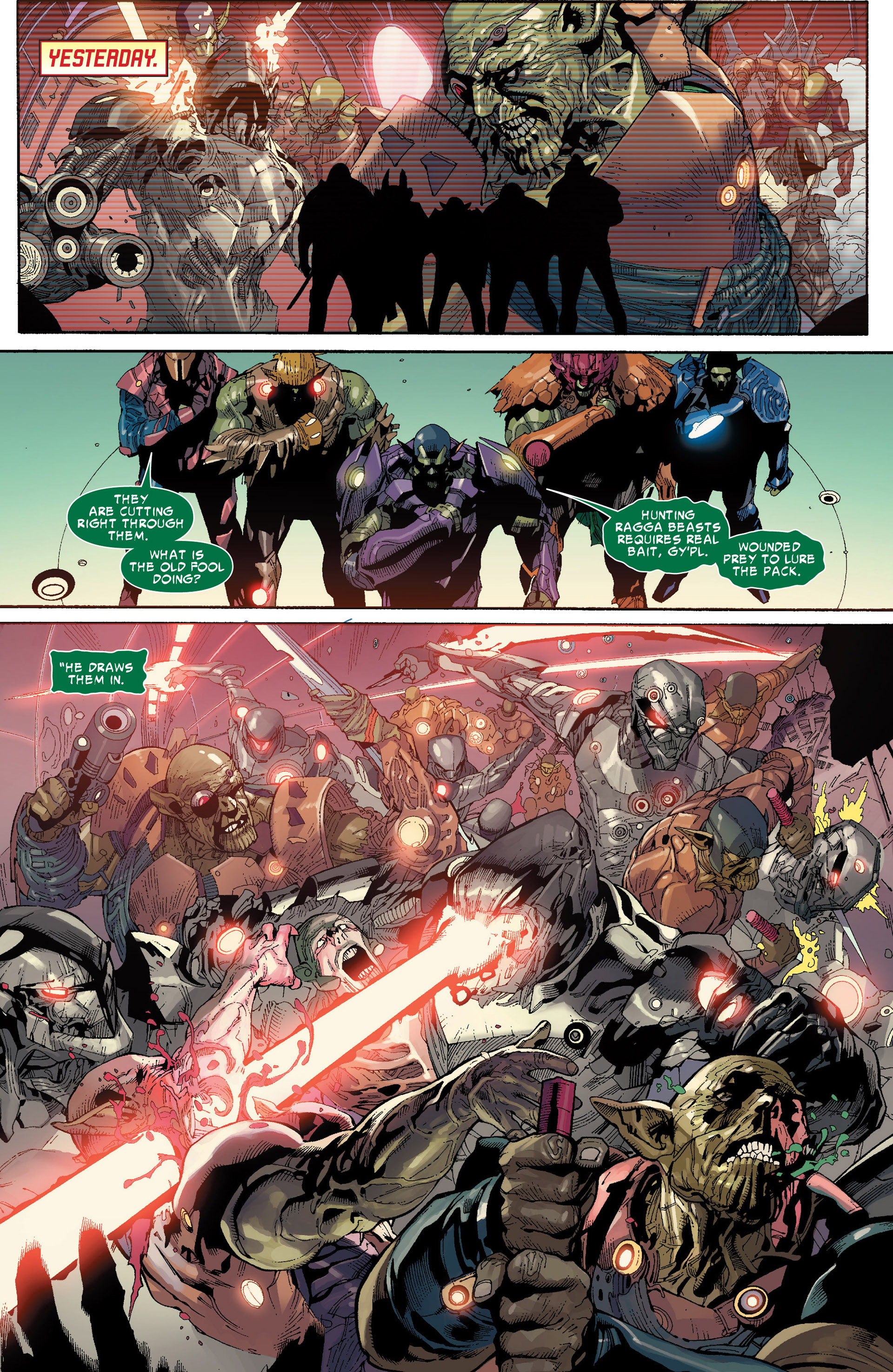 Read online Avengers (2013) comic -  Issue #18 - 9
