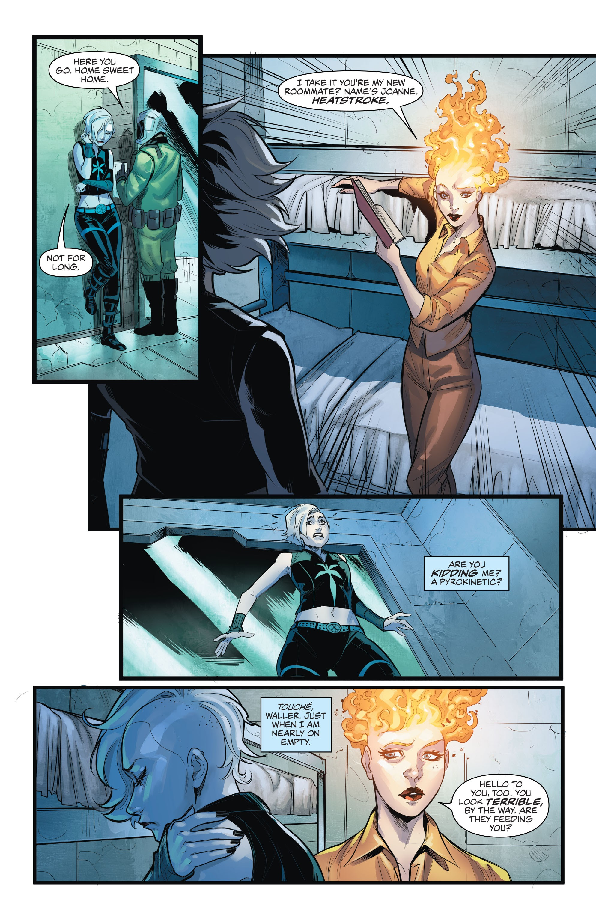 Read online Justice League of America: Killer Frost - Rebirth comic -  Issue # Full - 11