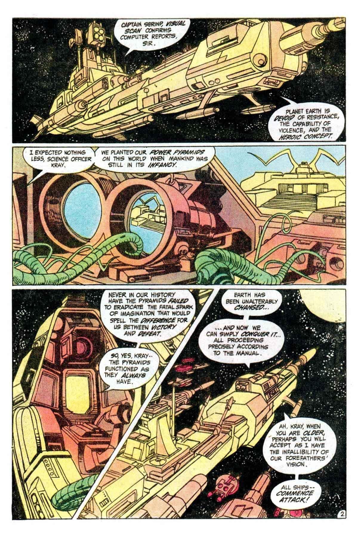 Action Comics (1938) 554 Page 2