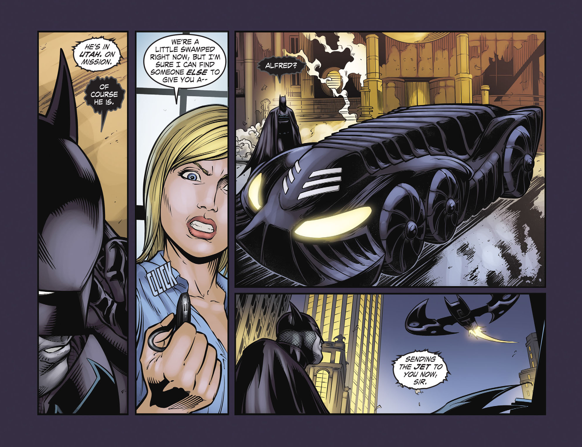 Read online Smallville: Season 11 comic -  Issue #32 - 14