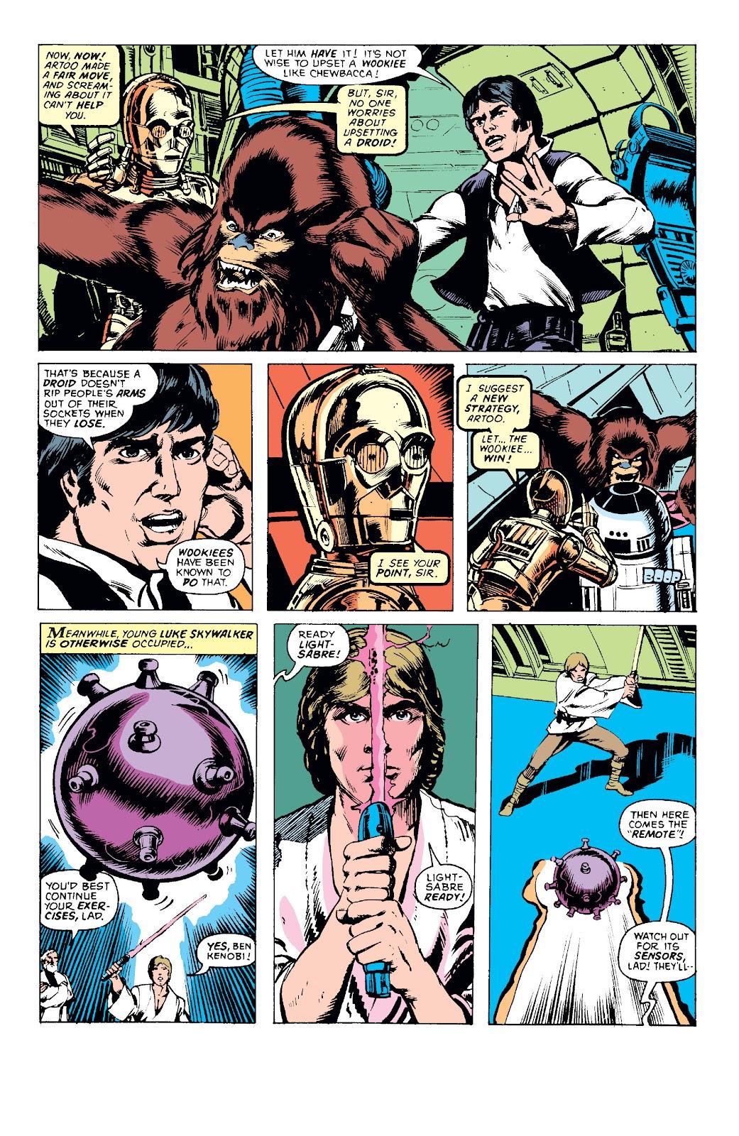 Star Wars (1977) Issue #3 #6 - English 5