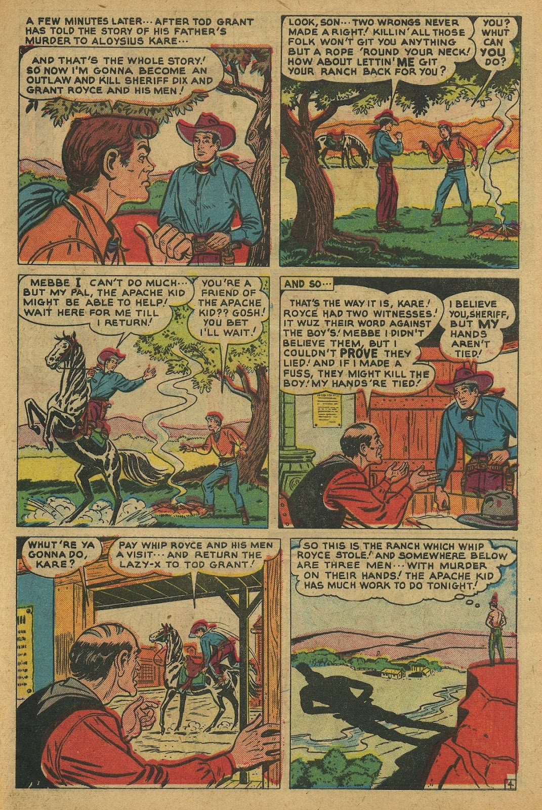 Apache Kid issue 3 - Page 29