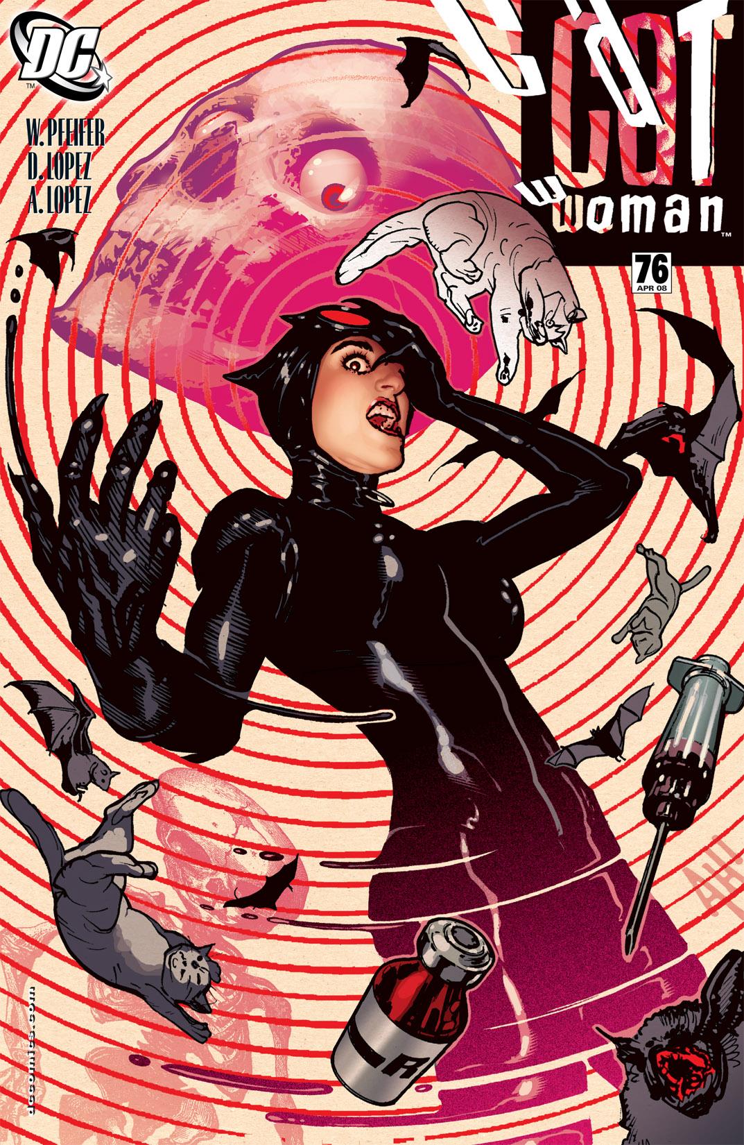 Catwoman (2002) #76 #76 - English 1